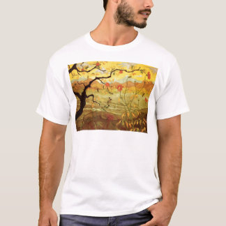 Apple Tree with Red Fruit T-Shirt