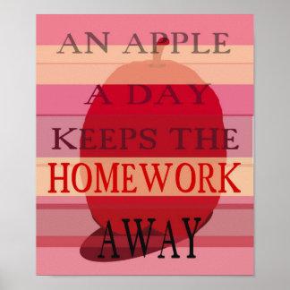 Apple un poster del día