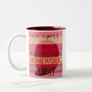 Apple una taza del día