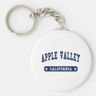 Apple Valley California College Style t shirts Keychains
