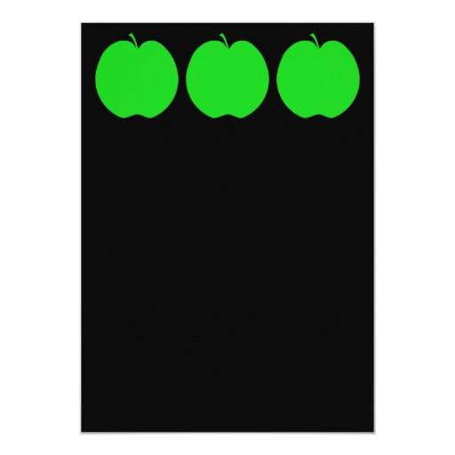 Apple verde comunicados