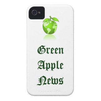 Apple verde llama por teléfono funda para iPhone 4 de Case-Mate