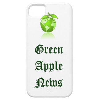 Apple verde llama por teléfono funda para iPhone SE/5/5s