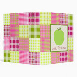 Apple verde Madras inspiró la carpeta del profesor
