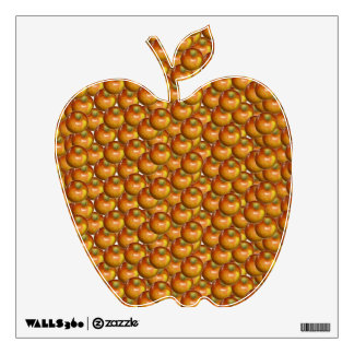 Apple Wall Decal