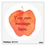 Apple Wall Sticker