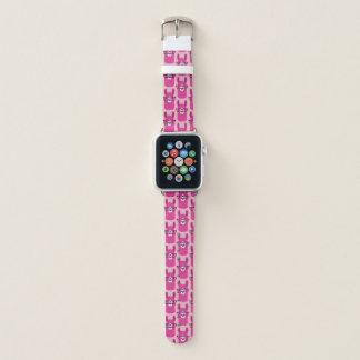 Apple Watch Band Pink Llama