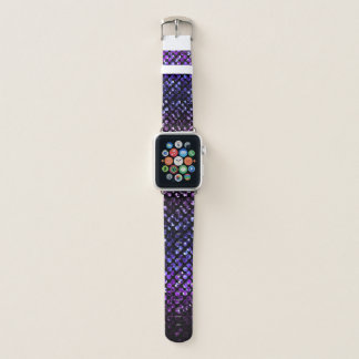 Apple Watch Bands Purple Crystal Bling Strass