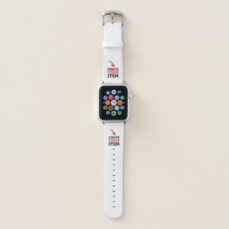 Apple Watch Leather Band Custom CREATE-YOUR-OWN
