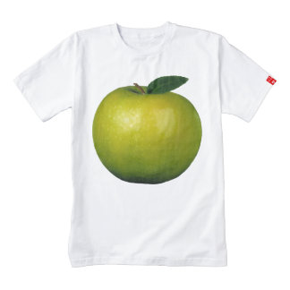 Apple Zazzle HEART T-Shirt