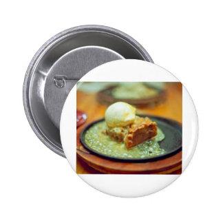 Applebees Sizzling Apple Pie Button
