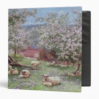 """Appleblossom Carpeta 1 1/2"""""""