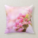 Appleblossom rosado cojin