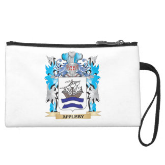 Appleby Coat Of Arms Wristlets