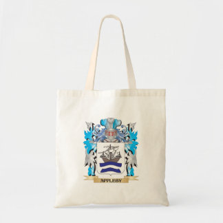 Appleby Coat Of Arms Canvas Bag