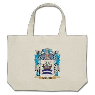 Appleby Coat Of Arms Tote Bag