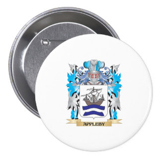 Appleby Coat Of Arms Pins