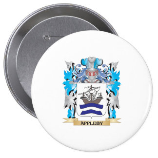 Appleby Coat Of Arms Pin