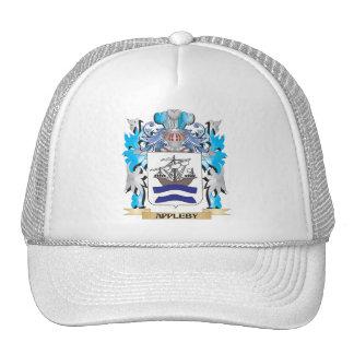 Appleby Coat Of Arms Mesh Hat