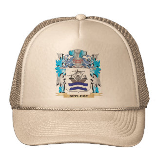 Appleby Coat Of Arms Hat