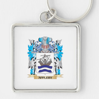 Appleby Coat Of Arms Key Chains