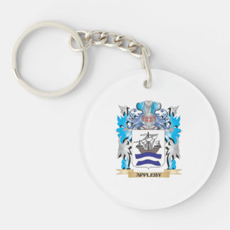 Appleby Coat Of Arms Acrylic Key Chains