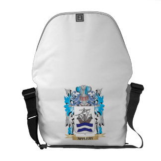 Appleby Coat Of Arms Messenger Bags