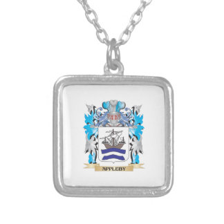 Appleby Coat Of Arms Custom Necklace