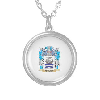 Appleby Coat Of Arms Necklace