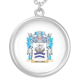 Appleby Coat Of Arms Pendants