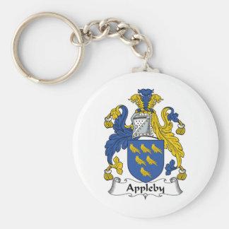 Appleby Family Crest Keychains