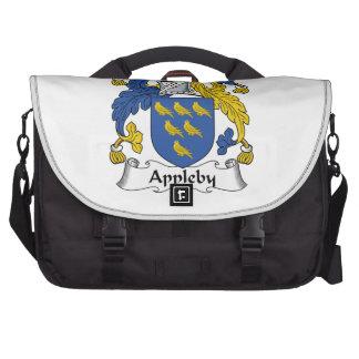 Appleby Family Crest Laptop Commuter Bag