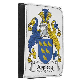 Appleby Family Crest Wallets