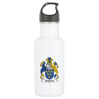 Appleby Family Crest Water Bottle