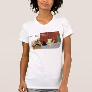 AppleholicCrackberry Light Colors Narrow Image T-Shirt