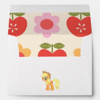 Applejack Envelope