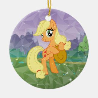 Applejack Ornaments