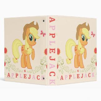 Applejack Posing Binder