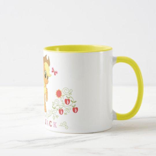 Applejack Posing Mug