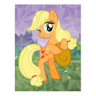 Applejack Postcard