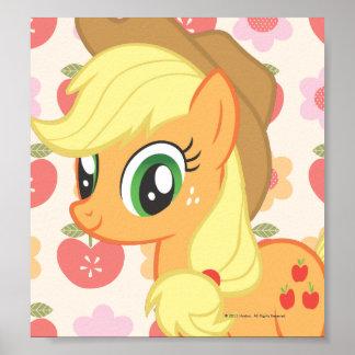 Applejack Poster