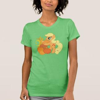 Applejack with Pumpkins T-shirt