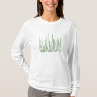 applemocker(s) EQ ladies long sleeve T-Shirt