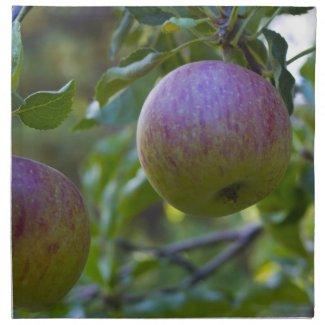 Apples 4 napkins