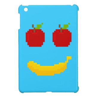 Apples and Banana Pixel Art iPad Mini Cases