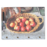 Apples and Bananas in Basket Dry-Erase Boards