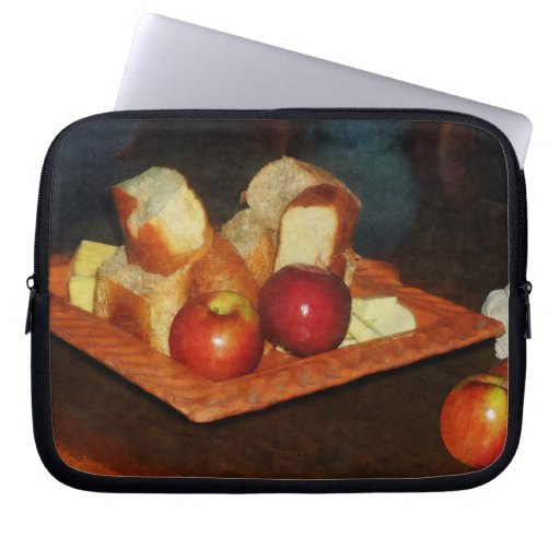 Apples and Bread Computer Sleeve