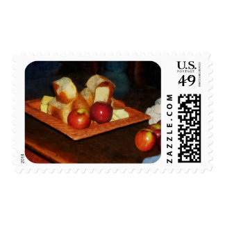 Apples and Bread Postage