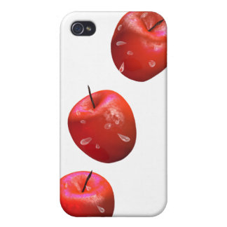Apples and Drops iPhone 4 Covers