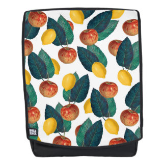Apples And Lemons Backpack